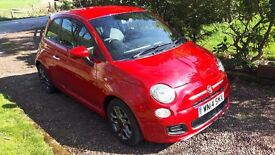 2014 Fiat 500 SPORT Immaculate Condition
