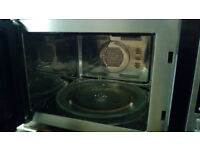 SHARP combination microwave/oven/grill, fully working