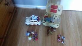 Sylvanian toys