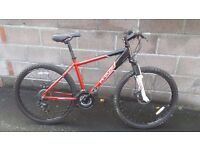 Apollo Phaze bike, fully serviced