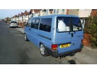 Vw transporter t4 LPG conversion