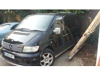 Mercedes Vito cdi spares repair 2003