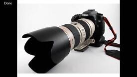 Canon 70-200 L f2.8 mark 1