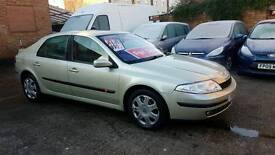 2001 Renault Laguna 1.6 16v