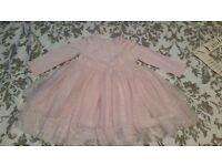 baby girls tutu dress from next 3 6 months WORN ONCE