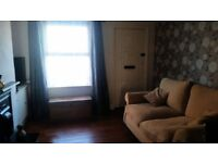 2 Beds, part furnished, in excellent condition, close to railway and town centre