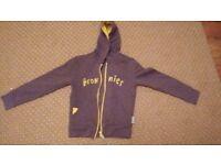 Brownies fleece jacket for 7 years old