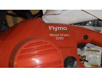 Flymo Wood Shark 2200 Chainsaw