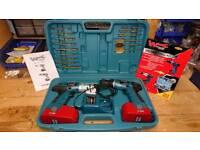 Twin cordless Drill kit