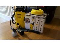 New Karcher K2 Compact with Home and Car Kit