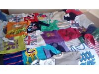 Bundle Boys Clothes Ages 3-4