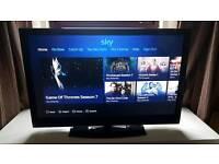 40 inch 3d HD flat screen tv