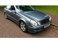 STUNNING BENZ E270 CDI AVANTGARDE,FULL LEATHER 54 PLATE,EXCELLENT RUNNER,PX WELCM,NEGOTIABLE,OFFER??
