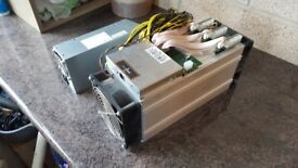 Antminer S9i 14TH with PSU Original Boxes from Bitmain Mining SHA256