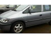 Vauxhall Zafira 2003 1.6 club