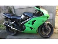 Kawasaki ninja zxr600 gen2