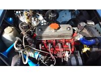 1983 Mini City E with Metro 1275 engine 4 speed gearbox. (Eddie)