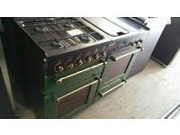 Leisure range master gas 110cm range cooker
