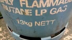 Mac gas tank