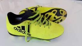 Boys Size C12 Adidas football boots