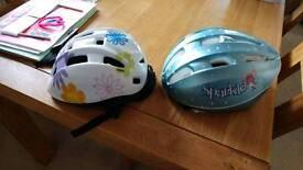 Kids cycle helmets