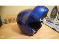 XXL full open face helmet with sunglasses quick sale