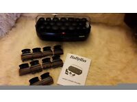 BaByliss Thermal ceramic rollers