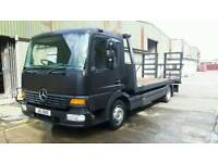 Recovery / plant lorry px swap convertible