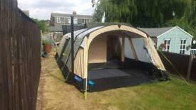 Kampa Croyde 6 classic air tent.