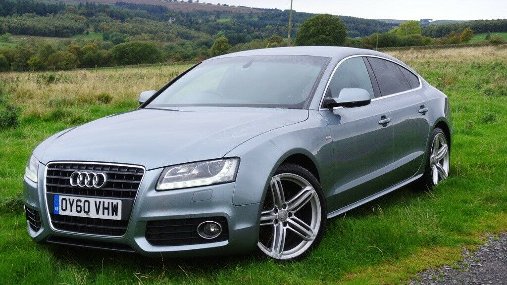 2010 Audi A5 S line TDI - plus many extras - In Immaculate condition