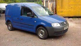 2009 Volkswagen Caddy 1.9 diesel