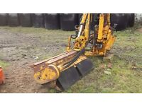 Bomford Hedge Trimmer 3 point linkage £1250