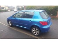 Peugeot 307 S HDI 5DR