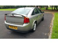 VAUXHALL VECTRA DIESEL 03 PLATE LOW MILES DRIVES SPOT ON,LONG MOT,BARGAIN!!!!!!!!!!!!!!!!!!!!!!!!!!!