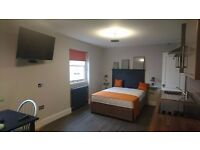 Just refurbished Studio flats - To rent