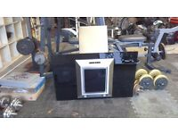Gas hib and extractor