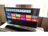 "SONY 43"" 43X8305 Smart ANDROID 4K ULTRA HD TV,built in Wifi,Freeview HD,excellent condition"