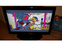 "SAMSUNG LED 37"" TV used television"