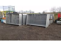 New Temporary Fencing / Security Fencing For Sale