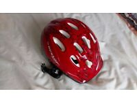 Kids bike helmet size 48-52 cm