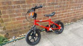 Kids Bicycle, Like New.