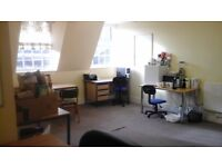 City Centre Large Office to let...16ft 4 inch width, 18ft 11inch long includes electricity/gas/water
