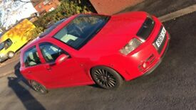 Skoda fabia vrs 1.9 tdi pd fully loaded every conceivable