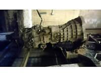 Navara 2.5 manual gearbox
