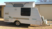 Jayco starcraft prestige poptop 2009 Irymple Mildura City Preview