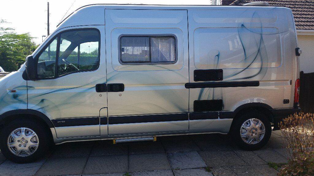 Renault Master Campervan Conversion For Sale