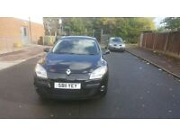 2011 RENAULT MEGANE TOM TOM EXCELLENT CONDITION 8 MONTH MOT FULL SERVICE HISTORY