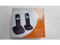 BINNATONE VIVA 1700 TWIN CORDLESS PHONE