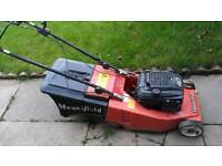 Mountfield petrol lawnmower