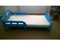 Kids bed with mattress £30